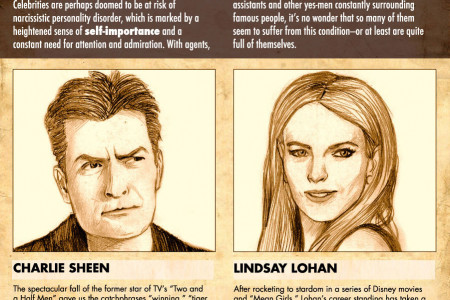 The Science of a Celebrity Breakdown Infographic