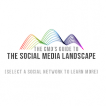 The Social Media Landscape Infographic