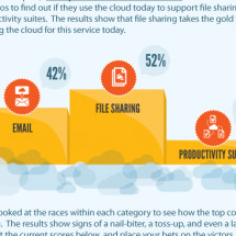 The Spiceworks Barometer Report Infographic