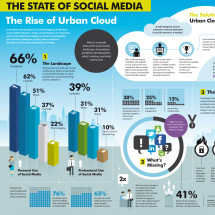 The State of Social Media Infographic
