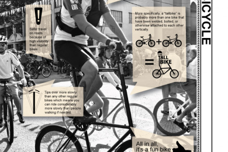 The Tall Bicycle Infographic