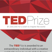 The TED Prize Infographic
