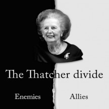 The Thatcher divide Infographic
