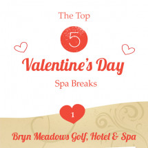 The Top 5 Valentine's Day Infographic