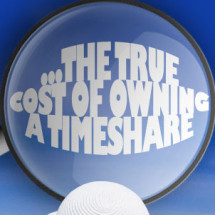 The True Cost Of Owning A Timeshares Infographic