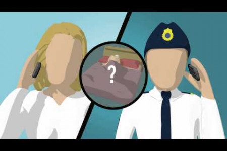 The Wikileaks, Julian Assange Diplomatic Standoff - Animated  Infographic