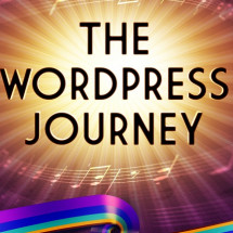 The WordPress Journey Infographic