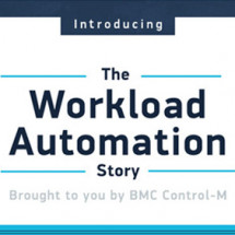 The Workload Automation Story Infographic
