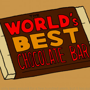 The World's Best Chocolate Bar