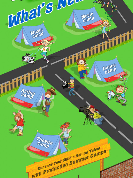 Things to Consider before Choosing a Summer Camp Infographic