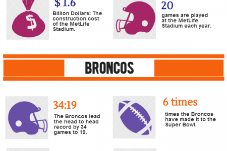 Thrilling Facts every Super Bowl Fan Should Know  Infographic