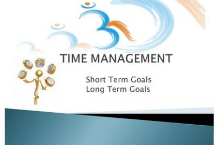 Time Management: How to Manage Time Infographic