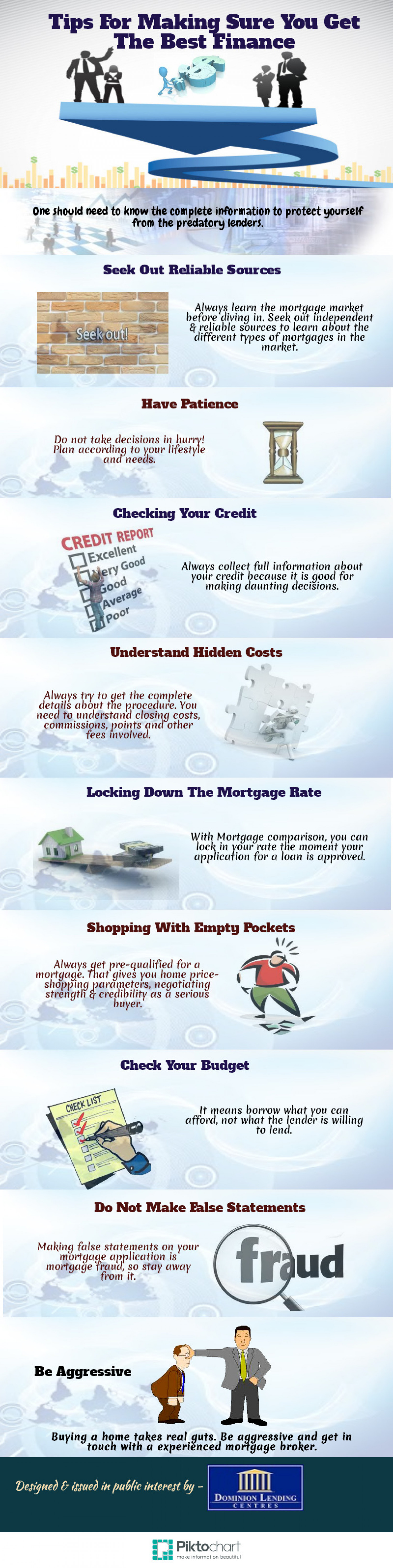 Tips for Making Sure You Get the Best Finance Infographic