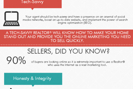 Tips to Choosing the Right Realtor® Infographic
