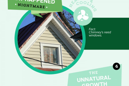 Top 10 Home Inspection Nightmares Infographic