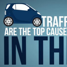 Traffic Accidents Infographic