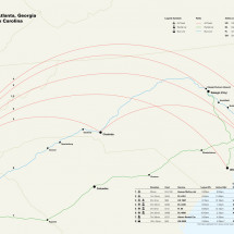 Travel Timetable Infographic