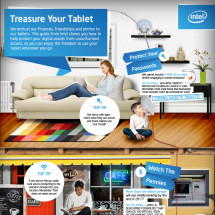 Trust Your Tablet Infographic