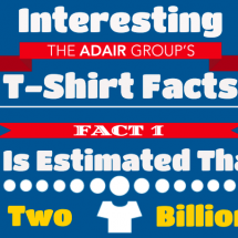 T-Shirt Trivia Infographic