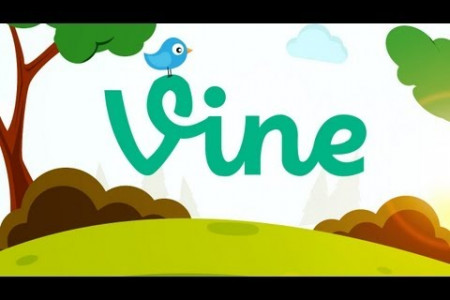 Twitter Vine explained in funny animated hobbies Infographic