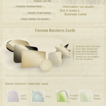 Ultimate Guide to Business Cards: Infographics and Other Resources Infographic