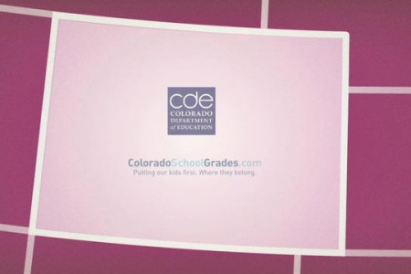Uncover trends in the Colorado Public School System Infographic