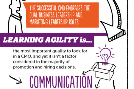 Understanding the New Breed of CMOs Infographic