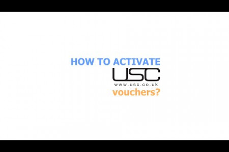 USC Discount Codes - How To Activate? Infographic