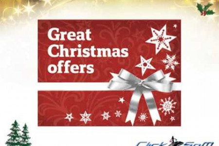 Use our Christmas deals and make your Christmas A special Dream Infographic