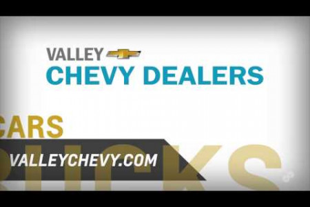 Valley Chevy Dealers - Cars, Trucks, and SUVs Infographic