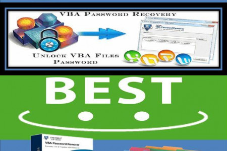 VBA Password Recovery Infographic