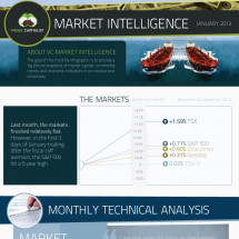 VC Market Intelligence: January 2013 Infographic