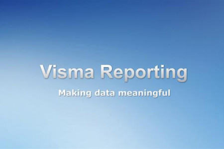 Visma Reporting video Infographic