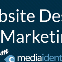 Website Design And Marketing Infographic