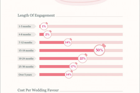Wedding Report 2012 Infographic