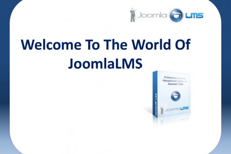 Welcome to the world of JoomlaLMS Infographic