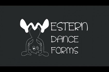 Western Dance Forms Infographic