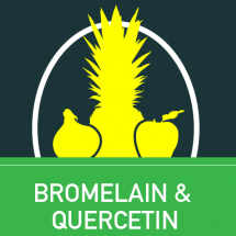 What is Bromelain and Quercetin Infographic