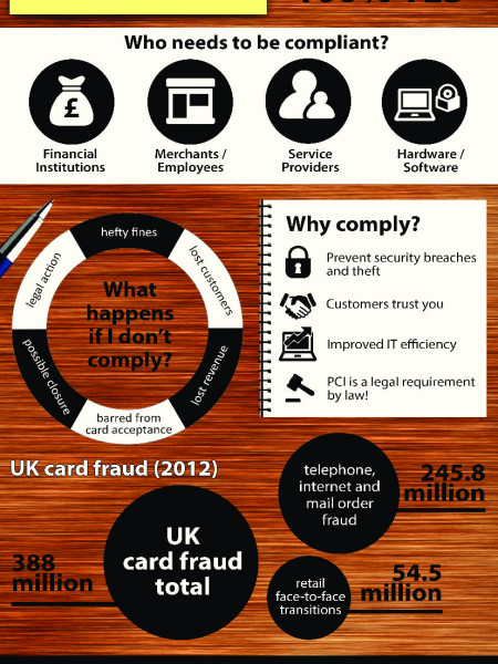 PCI DSS Infographic