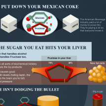 What is sugar really doing to your body? Infographic