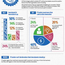 What is the State of IT Innovation? | Visual.ly