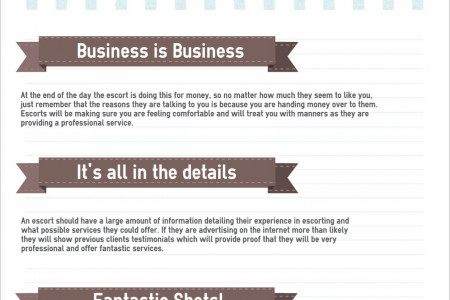 What makes an escort professional Infographic