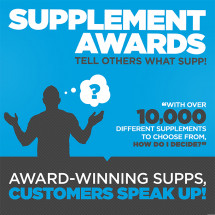 What Sup With The Supplement Awards? Infographic