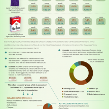 What The CPI Market Basket Means For You Infographic