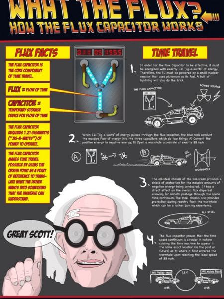 What the Flux? Infographic