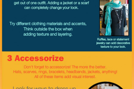 What to wear for family portraits  Infographic