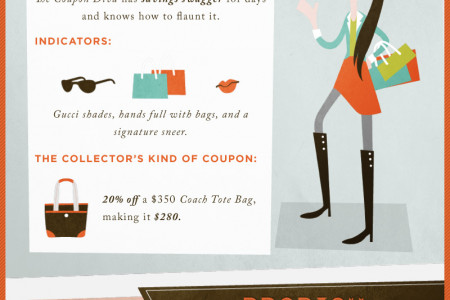 What Type of Couponer Are You? Infographic