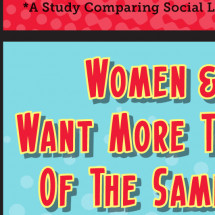 What Women Want Part II Infographic