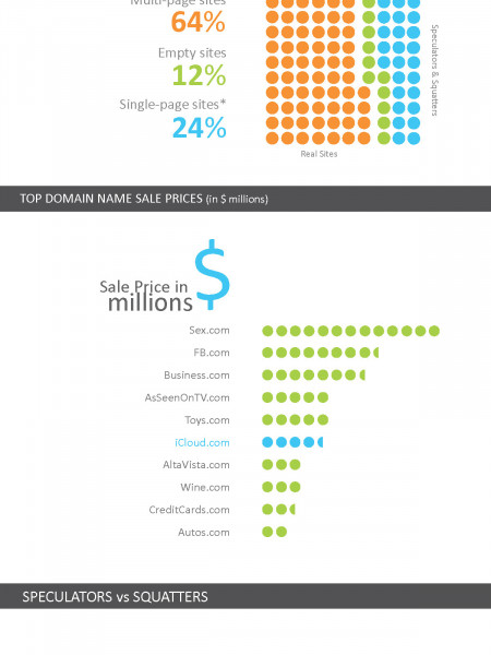 What's in a Domain Name? Infographic