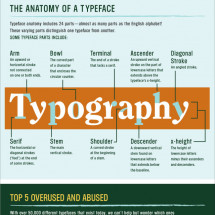 What's Your Typeface? Infographic